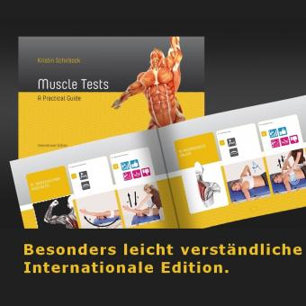 "Handbuch ""Muscle Tests"" Internationale Edition von Kristin Schirbock"